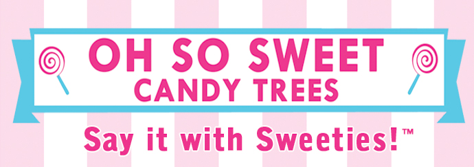 Oh So Sweet Candy Trees